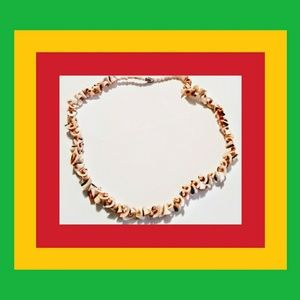 handmade Jewelry - A SHELL OF A NECKLACE!!
